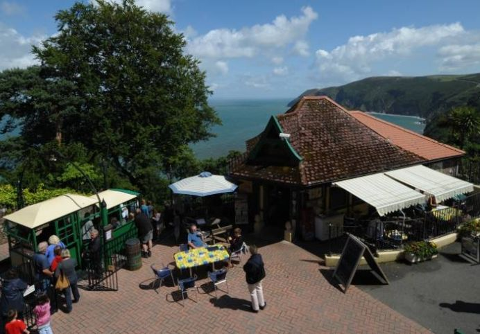 The Cliff Railway Cafe
