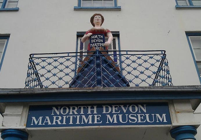 North Devon Maritime Museum