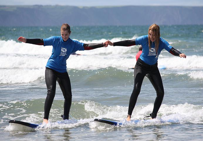 North Devon Surf School