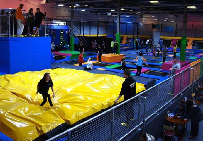 i-Bounce Exeter and i-Play Exeter